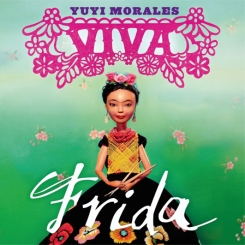 Viva Frida. By Yuyi Morales. Illus. by the author. Roaring Brook/- Neal Porter. Vibrant photographs and minimal, evocative text beautifully portray the unique imagination and creativity of iconic artist Frida Kahlo. (2015 Belpré Illustrator Medal Book & Caldecott Honor Book)
